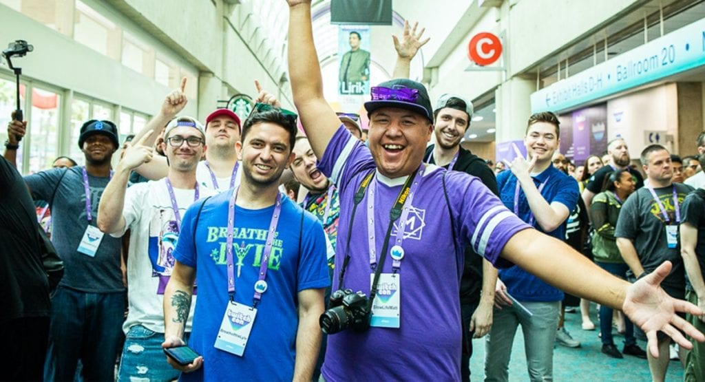 Twitch networking how to build community